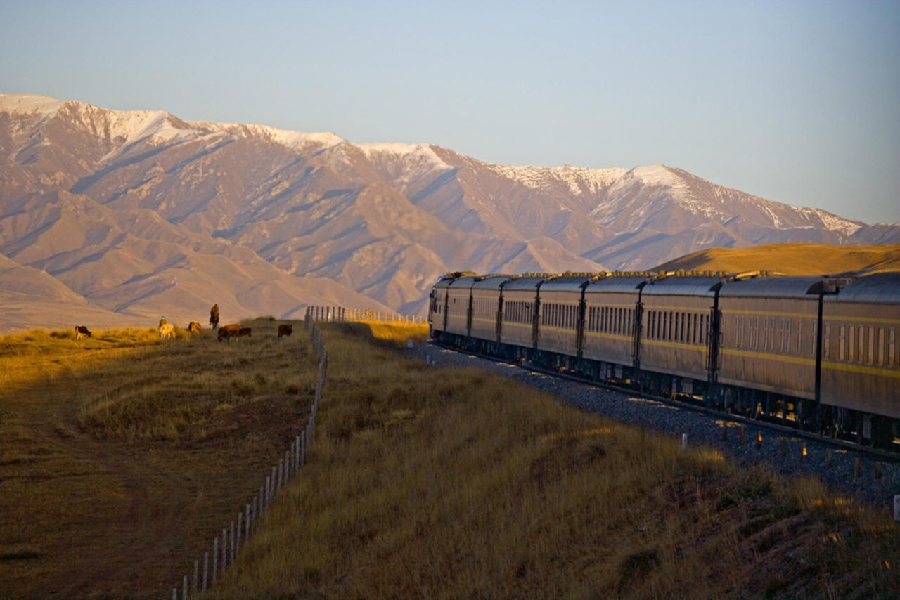 Across Mongolia on the Trans-Siberian Rail